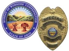 SID Badge and Seal