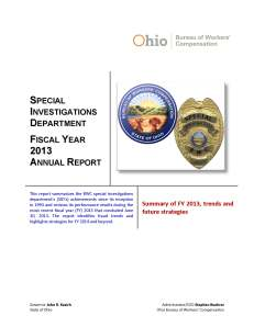 SID FY 2013 Annual Report