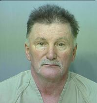 Russell Milam booking photo