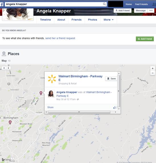 Facebook post leads fraud investigators to Alabama | BWC