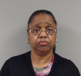 Patrice Myers Booking Photo