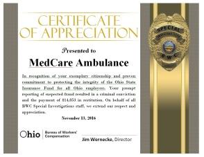 medcare-certificate